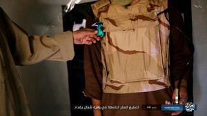 هلاکت ۳ عامل انتحاری در الانبار عراق