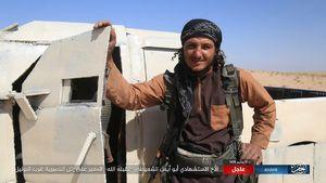عامل انتحاری داعش