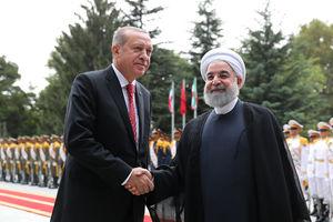 ایران و ترکیه ۴ سند همکاری امضا کردند