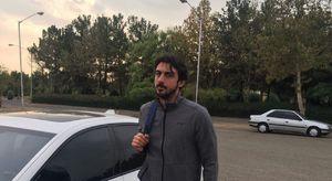 عکس/ نذر مهدی رحمتی برای برد استقلال