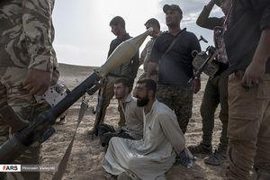 عاقبت شوم دو فرمانده فراری داعش +عکس