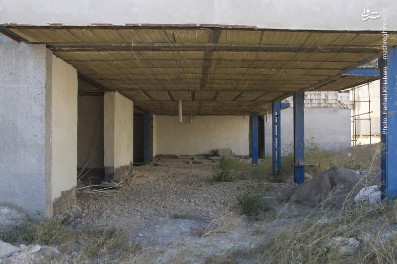 2070505 - «مسکن مهر»هایی که تکمیل نشده خراب میشوند