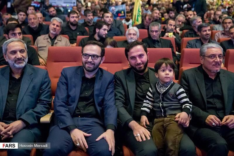 دومین سالگرد شهادت حاج حسین همدانی