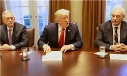 کاخ سفید: ترامپ از راهبرد جدید برای پاسخ به «رفتارهای بد» ایران رونمایی میکند,
