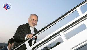 ظریف تهران را به مقصد پرتوریا ترک کرد
