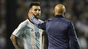 فیلم/ خلاصه بازی آرژانتین 0 - پرو 0