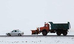 برف و کولاک 4 استان کشور را درنوردید