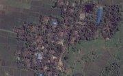 جدیدترین تصاویر ماهوارهای از تخریب روستاهای مسلمانان میانمار