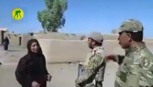 فیلم/ اولین برخورد حشدالشعبی با اهل سنت الحویجه پس از آزادسازی