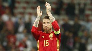 پیام راموس پس از صعود به جام جهانی