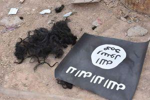 چیزی که از داعش در الحویجه باقی ماند