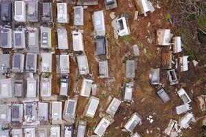 اعلام آمار واقعی تلفات طوفان پورتوریکو