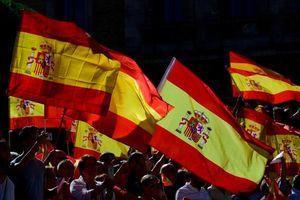 عکس/ تظاهرات مادریدیها برای حفظ وحدت اسپانیا