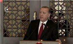 گفتگوی تلفنی اردوغان با ماکرون درباره تحولات عراق و سوریه