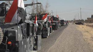 خسارتهای داعش در روز دوازدهم عملیات پاکسازی استان کرکوک به روایت آمار + نقشه میدانی