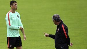 علت نیمکت نشینی رونالدو در تیم ملی مشخص شد