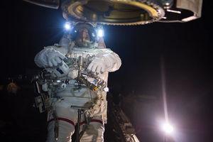 عکس روز ناسا در ایستگاه فضایی