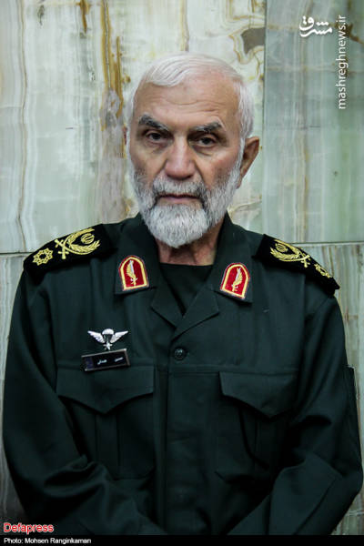 سردار شهید حاج حسین همدانی