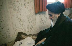 تصویر دیده نشده از امام خمینی (ره)