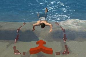 فیلم/ چرا شناگران در سد غرق می شوند؟