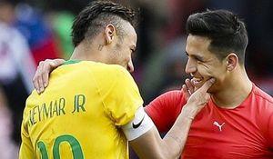 آیا برزیل عمدا برابر شیلی شکست میخورد؟