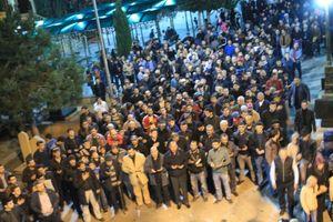 مراسم باشکوه هفتمین روز شهادت شهدای کربلا در باکو