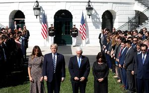 چرا دولت ترامپ «کشتار لاس وگاس» را در نطفه خفه کرد + تصاویر و فیلم