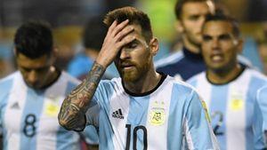 نگرانی بارسلونا از صعود نکردن آرژانتین