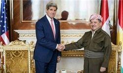 روابط سیاسی- نظامی اقلیم کردستان عراق با آمریکا