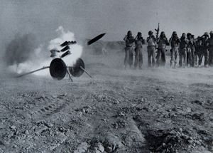 بعثیها هم به قدرت توپخانه ایران اعتراف میکردند