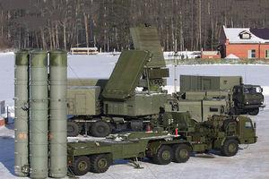 فیلم/ لحظه شلیک موشک «اس 400» روسیه