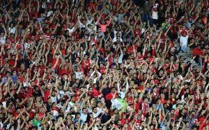 هواداران فوتبال