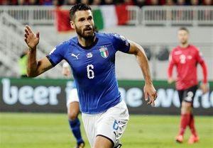 احتمال صعود ایتالیا به جام جهانی ۲۰۱۸ بیشتر شد
