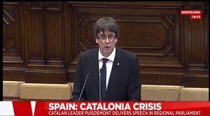 پارلمان «کاتالونیا» به استقلال از اسپانیا رأی داد