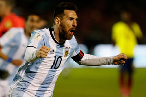 فیلم/ خلاصه بازی اکوادور 1-3 آرژانتین