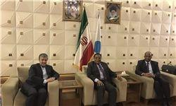 وزیر خارجه تانزانیا وارد تهران شد