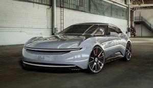 عکس/ این خودرو در آینده ساخته می شود