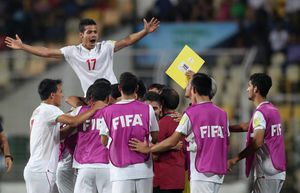 برد غرورآمیز نوجوان فوتبال ایران مقابل آلمان