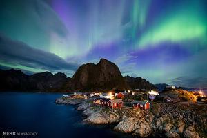 چشم اندازهای زیبای کشور نروژ