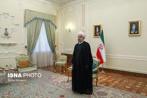 روحانی: اراده ایران توسعه روابط با قاره آفریقا است