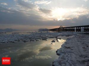 دریاچه ارومیه به اغما رفت,