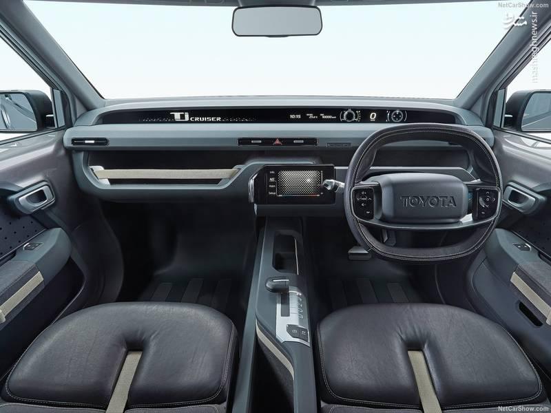 Toyota Tj Cruiser Concept (2017)