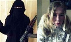 زن انگلیسی عضو داعش