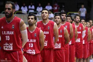 بسکتبال ایران بالاتر از چین در رنکینگ جدید FIBA