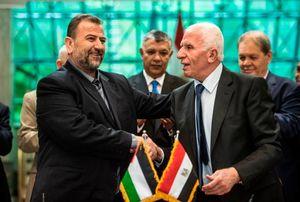 بند محرمانه توافقنامه آشتی میان فتح و حماس