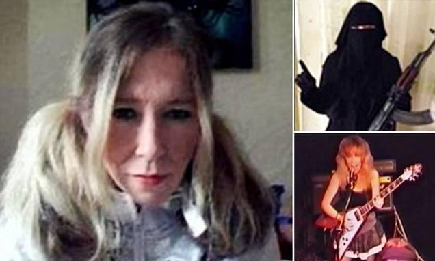 معروفترین زن انگلیسی عضو داعش، در سوریه کشته شد