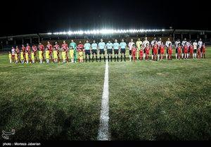 عکس/ نتایج 3 دیدار یک هشتم نهایی جام حذفی
