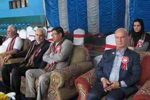مراسم افتتاحیه اولین دوره ورزش های زورخانه جنوب آسیا