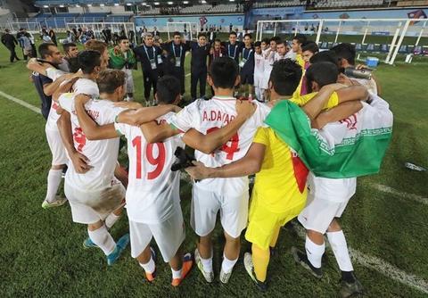 عکس/ پست AFC برای یوزهای نوجوان ایران