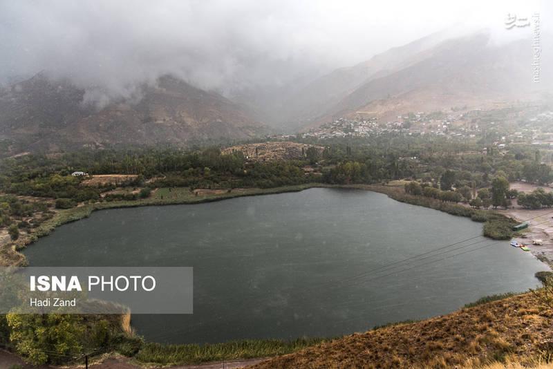 منطقه کوهستانی الموت
